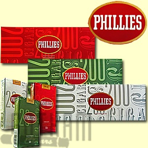 Phillies Filtered Cigars embody the same quality and superiority that is expected from the Phillies cigar brand. #phillies #filteredcigars #menthol #assortedflavors