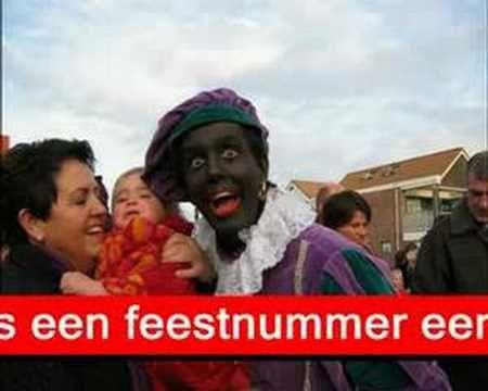 Welkom Sinterklaas met songtekst