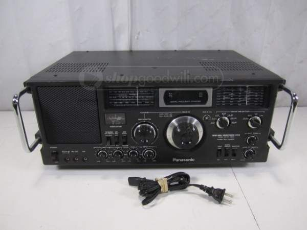 26de39974100fc20961393366cd614d8 radios electronics 39 best shortwave panasonic images on pinterest electronics Panasonic RF 2600 Manual at bakdesigns.co