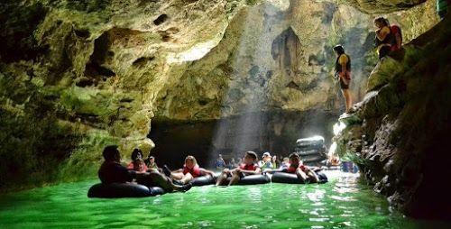 Paket Wisata Jogja 1 Hari Goa Pindul - Pantai Indrayanti + Outbond Tour