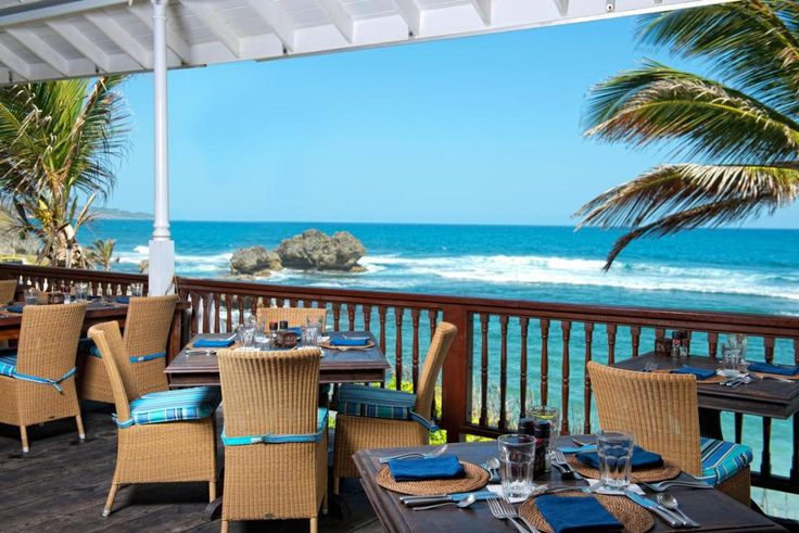 Heritage, great food, and modern chic blend in Barbados...