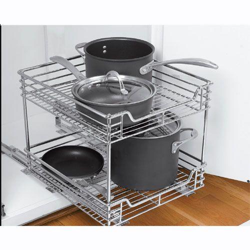 Kitchen Organization For Pots And Pans: Pots & Pans Organization On