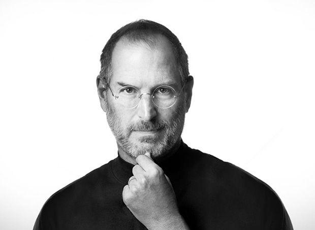 photo mythique de Steve Jobs - Photos sous copyright : Albert Watson / Steve Jobs