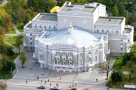 театр оперы и балета екатеринбург -