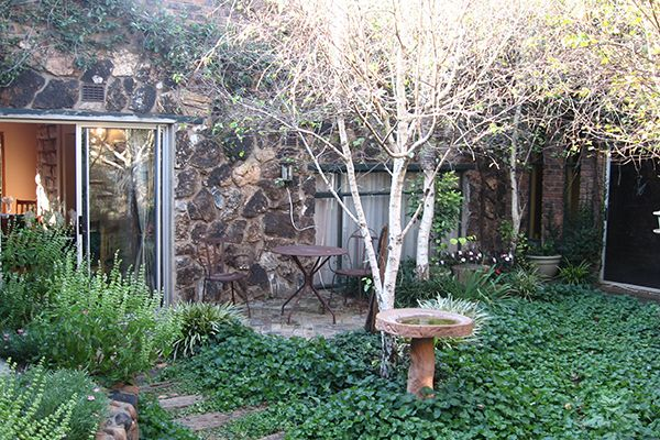 Guest rooms Garden