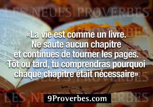 Proverbes, citations et pensées positives