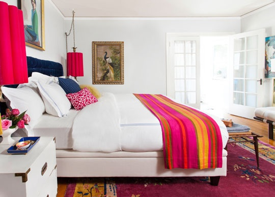 Guest Post: Emily Henderson's Bedroom Makeover Exclusive Leggett & Platt Adjustable Bed Group | Apartment Therapy