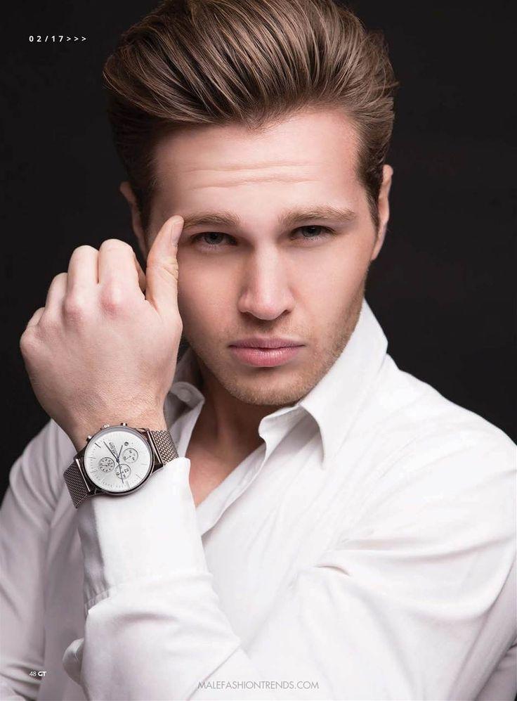 Male Fashion Trends: Danny Walters por Dan Collins para Gay Times Magazine