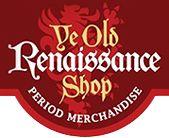 Ye Old Renaissance Shop #renaissance