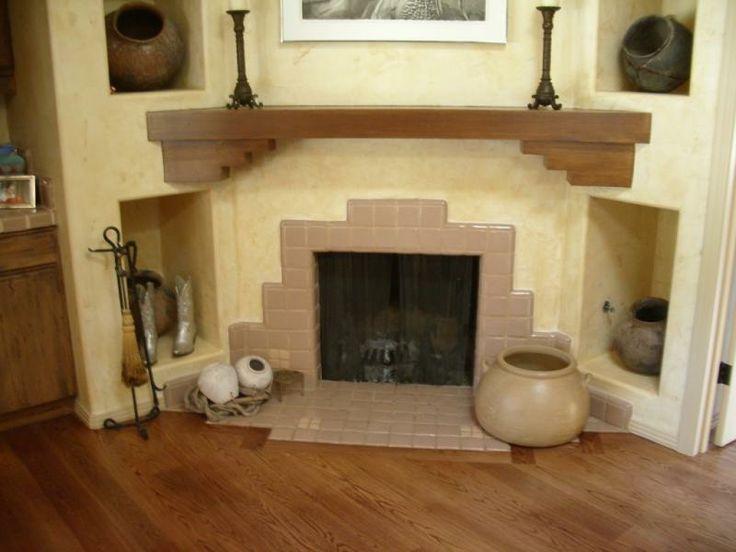 Best 25 southwestern fireplaces ideas on pinterest for Southwestern fireplaces