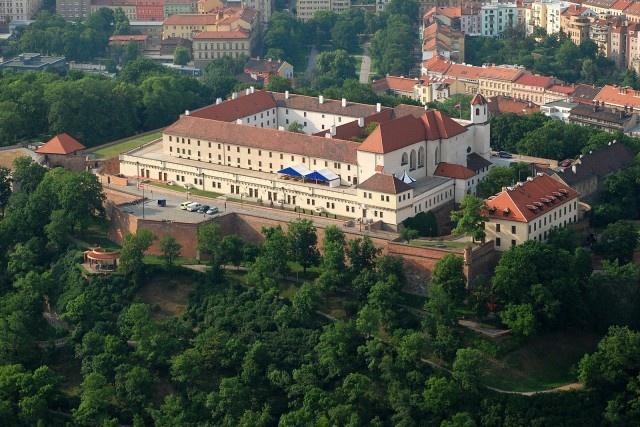 Špilberg. Brno's Castle.