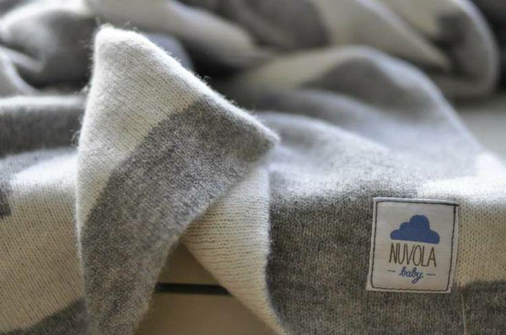cloud blanket @Francesca Nuvola baby