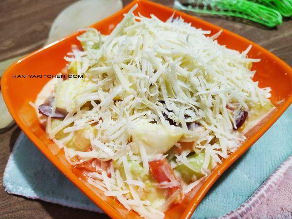 Cara Membuat Salad Buah Yang Enak Mudah Dan Praktis Ala Rumahan Makanan Resep Makanan Resep Salad