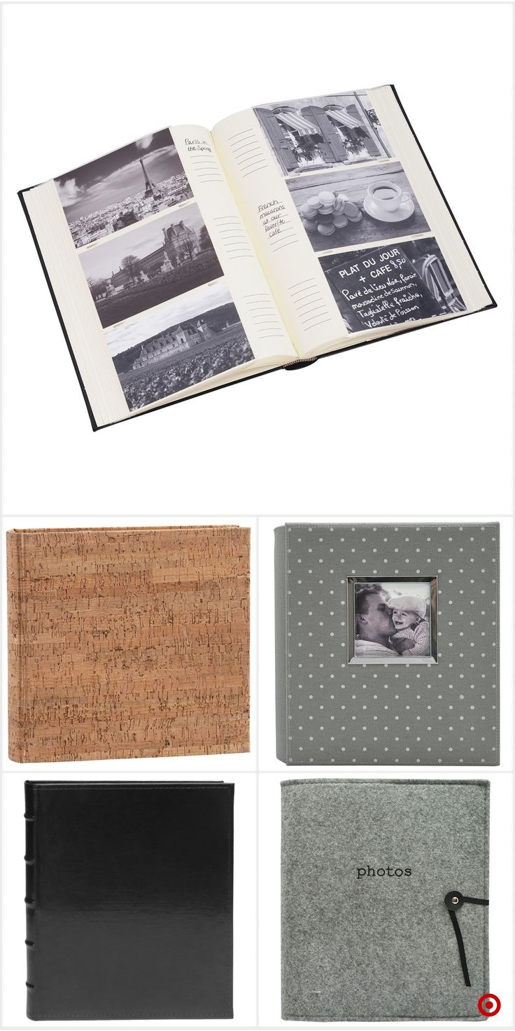 Shop Target for photo albums and scrapbooks you will love at great low prices. Free shipping on orders of $35+ or free same-day pick-up in store.