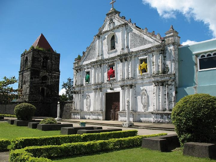 Immaculate Conception Church in Guiuan