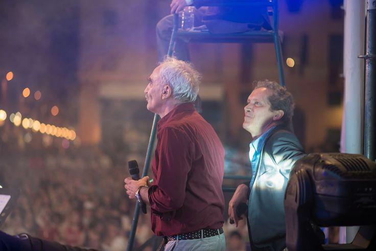 Il fotoracconto della puntata di Webnotte andata in onda in diretta da Genova. Sul palco, ospiti di Gino Castaldo ed Ernesto Assante, si sono esibiti Marco