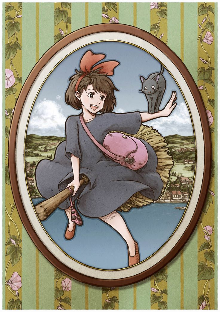 120223 魔女の宅急便_(ブログ), Kiki's Delivery Service: Kiki and Jiji