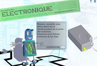 Construction électronique. http://education.francetv.fr/activite-interactive/construction-electronique-o10900