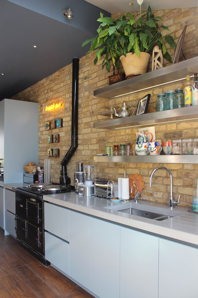 9 best roundhouse urban industrial style kitchens images for Bespoke kitchen ideas