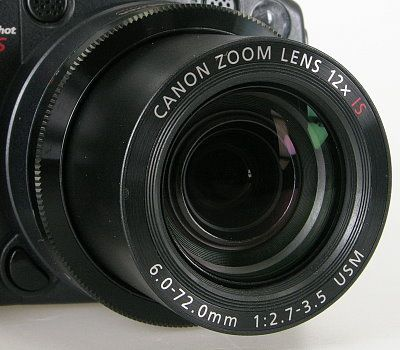 More tips on using Canon PowerShot S5