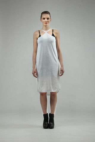 Taylor 'Incision' Collection, Summer 13/14 www.taylorboutique.co.nz - Extension Tank Dress