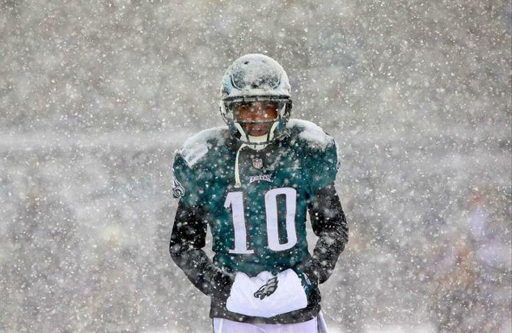 Philadelphia Eagles' DeSean Jackson