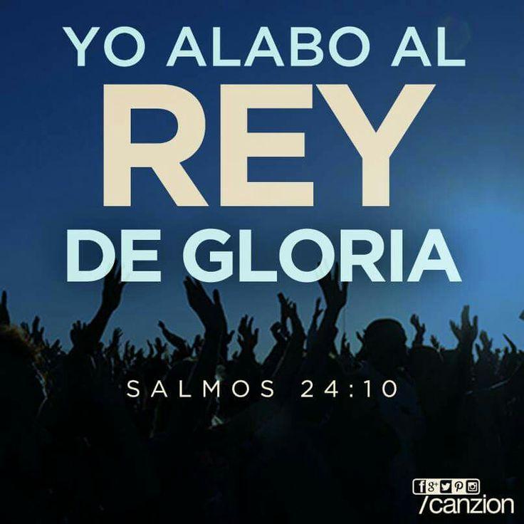 «¿Quién es el Rey de gloria? El Señor de los Ejércitos Celestiales, él es el Rey de gloria». —Salmos 24:10