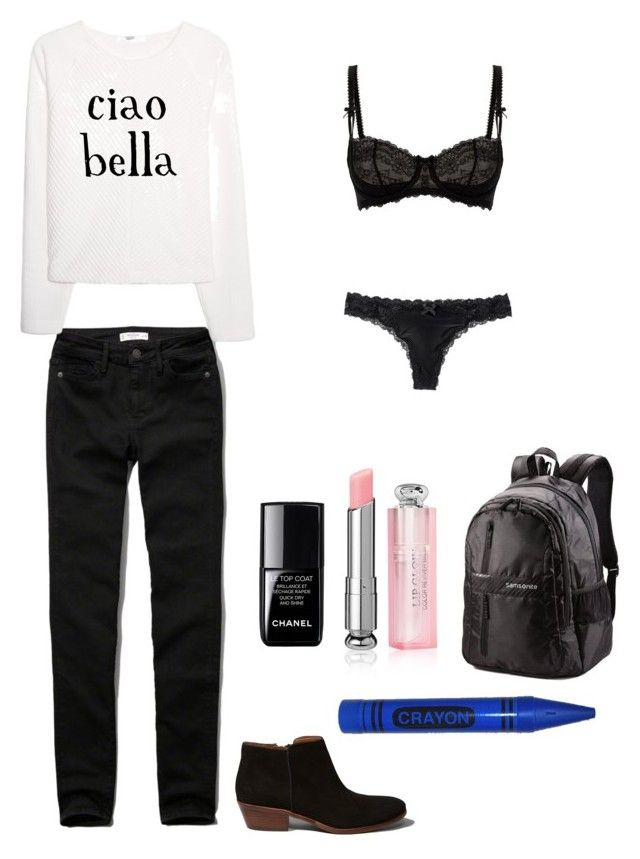 """BACK TO SCHOOL"" by luisamariafranco on Polyvore"