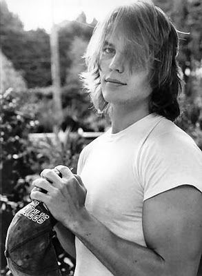Tim Riggins - Friday Night Lights :) only show I can say I've seen every episode.