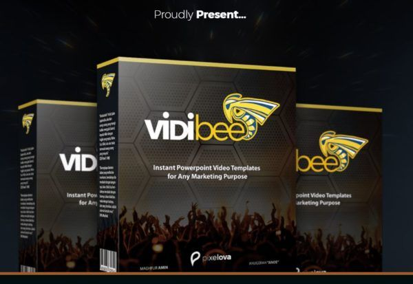 [Superpowerpoint] Vidibee PowerPoint Video Maker Tools Software Review - Powerful Instant Video Templates, Create Animated Video Marketing for Any Marketing Business with using only Місrоѕоft PowerPoint in Just 10 Mіnutеѕ
