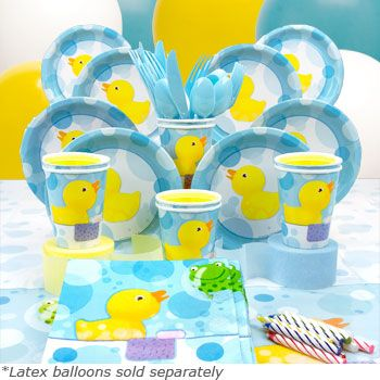 Duckie party goods