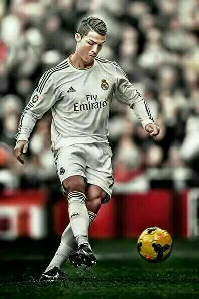 Cristiano Ronaldo / Real Madrid!
