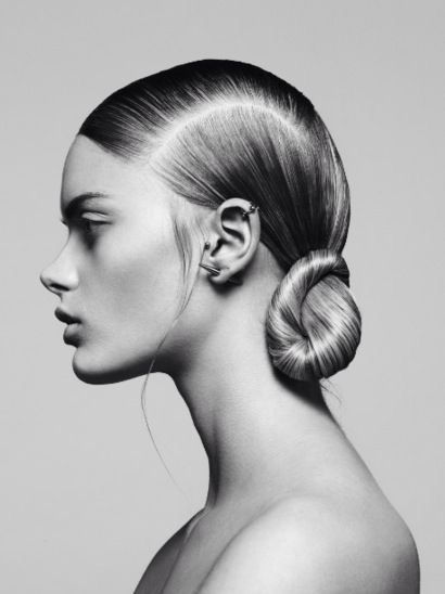 editorial hair styling sleek amp hair up updo s i 4514