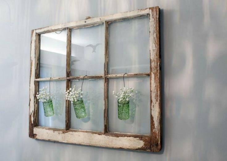 déco murale originale pour chambre à fabriquer soi-même avec fenêtre