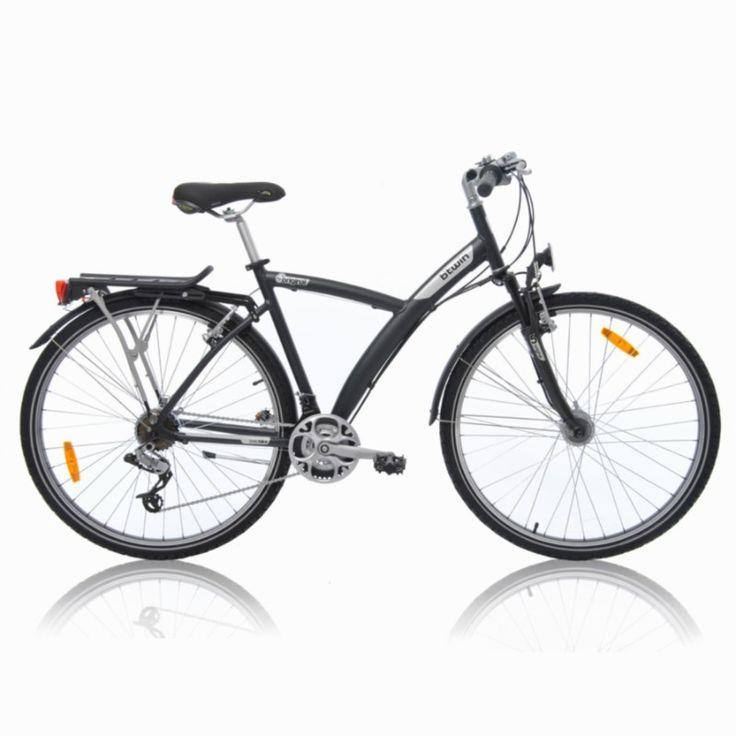 vélo VTC ORIGINAL 5 Night & Day B'TWIN prix 299,95 € sur Decathlon.fr