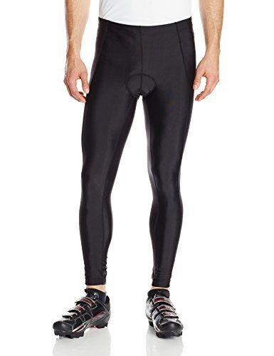Canari Cyclewear Men's Veloce Pro Cycle Tights, Black, Large - http://ridingjerseys.com/canari-cyclewear-mens-veloce-pro-cycle-tights-black-large/