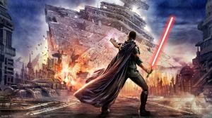 Preview wallpaper star wars, the force unleashed, lightsaber 1920x1080