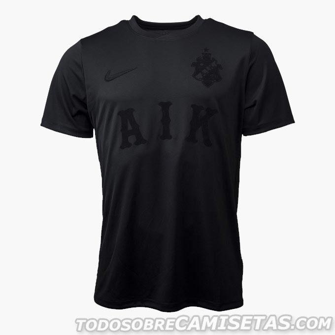 5bdbaaa6d AIK Stockholm 2018 Nike Black Pack Kit   Fotboll   Fotboll