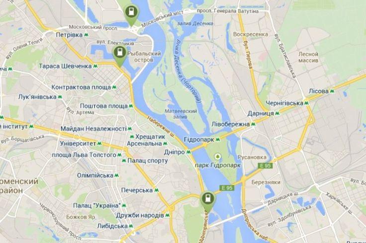 Киевские зарядные станции для электромобилей вошли в мировую сеть зарядок. Все три:)