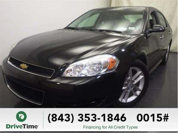 2012 Chevrolet Impala sedan LTZ (Black) (Chevrolet_ Impala_ sedan_)