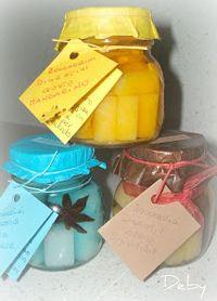 Un regalo sempre a portata di mano, un barattolo con gli zuccherini ai gusti più svariati!  #regalo #zuccherini #diy