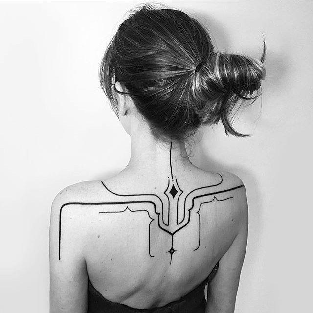 #Tattoo by @daaamn_