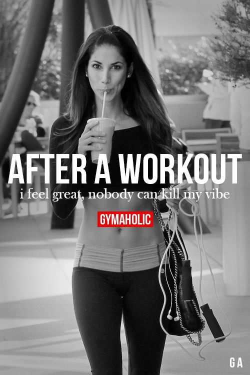After A Workout Fitness Revolution -> http://www.gymaholic.co/ #fit #fitness #fitblr #fitspo #motivation #gym #gymaholic #workouts #nutrition #supplements #muscles #healthy
