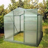 PLEXIÜVEGHÁZ - üvegház, üvegházak, kerti tároló, szerszámtároló, kerti faház, kerti pavilon