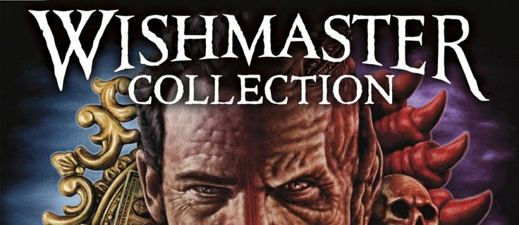 "Review: Should you grant yourself the ""WISHMASTER"" Collection Box Set?"
