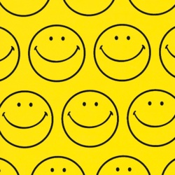Everyday Giftwrap - Smiley Face