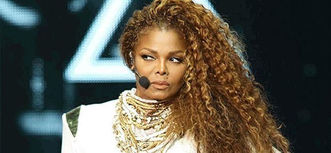 Janet Jackson 50 yaşında ilk kez anne oldu