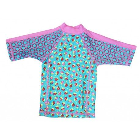 Zee & Zo UV Shirt Baltrum Blue