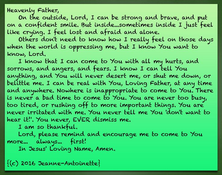#Prayer #RestInGod Prayer by Jeanne-Antoinette