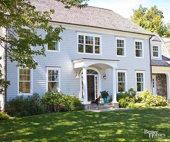 Best 25+ Blue House Exteriors Ideas On Pinterest
